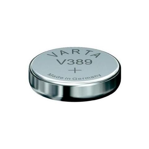 Baterie pentru ceas,1.55V,85mAh, Silver,Varta 389 AG10