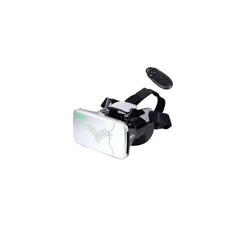 Ochelari VR,fixare cu ventuze, compatibil cu telefoanele 3.5-6 inch, lentile reglabile