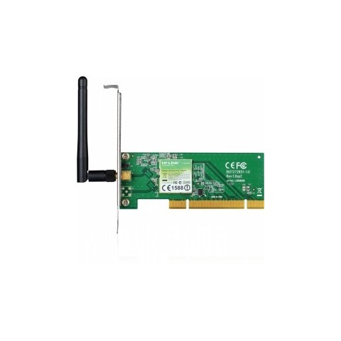Placa de retea Wireless PCI 150Mbps TP-LINK TL-WN751ND - antena detasabila