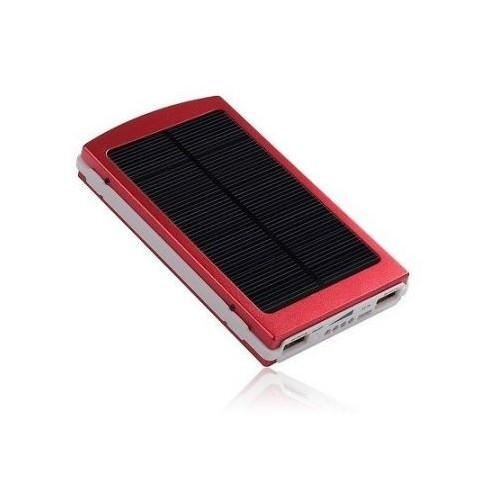Power Bank 10000mAh cu incarcare solara