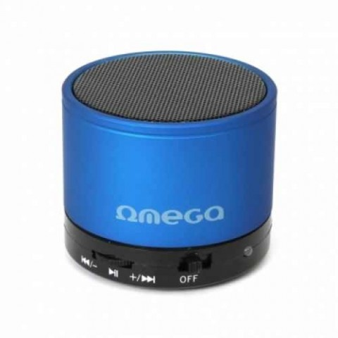 Omega bluetooth speaker V3.0 OG47 blue