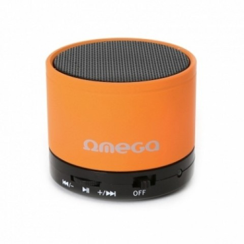 Omega bluetooth speaker V3.0 OG47 orange