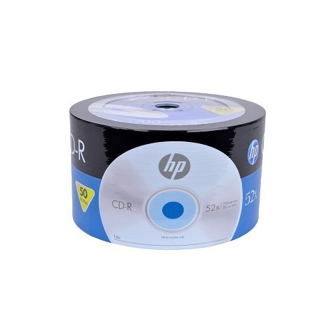 CDR HP 52X printabil shrink 50