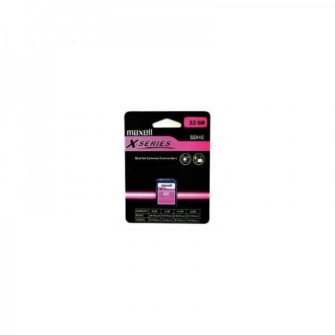Card SD Maxell, capacitate 32GB, clasa 6