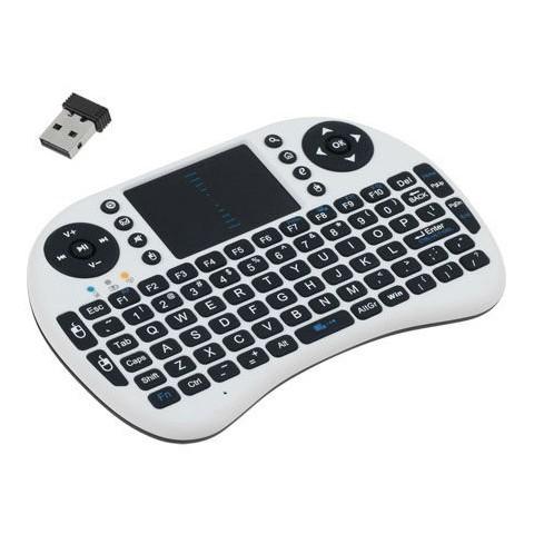 Tastatura wireless dedicata android smart TV