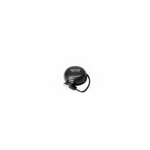 HUB USB 2.0 extern, 4*USB Spacer SPH-148A
