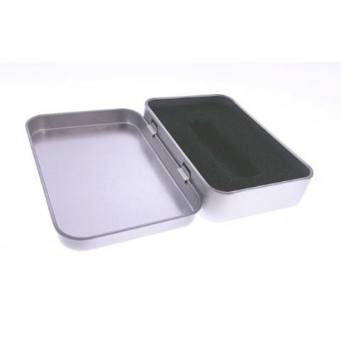 Carcasa usb metalica mica 87x60x18 - BOX-118m