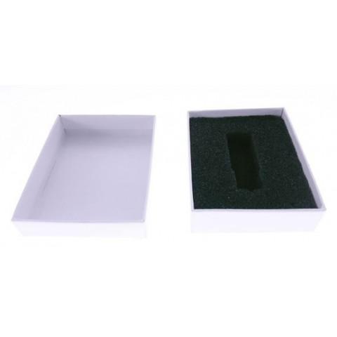 Carcasa usb carton alba 98*78*25 - BOX-06