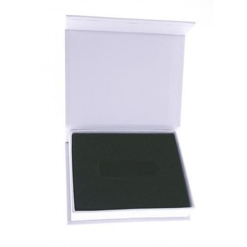 Carcasa usb carton alba cu inchidere magnetica BOX-09 110*85*25 - Box-09