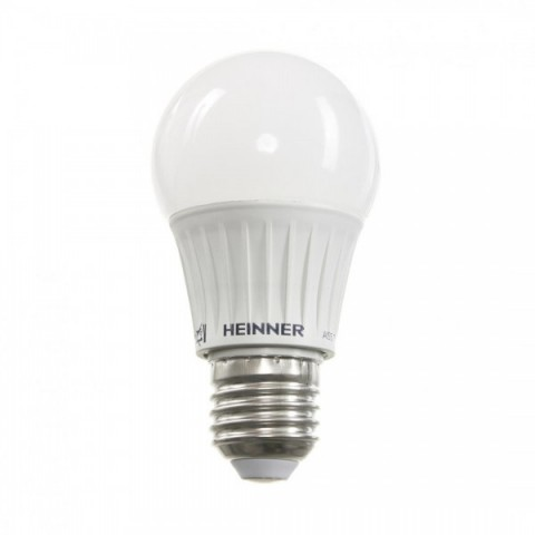 Bec led Heinner, E27, 7W, lumina calda (3000k), 530 lumeni