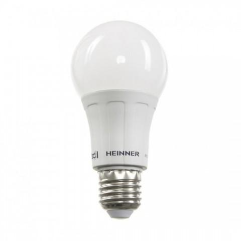 Bec led Heinner, E27, 11W, lumina calda