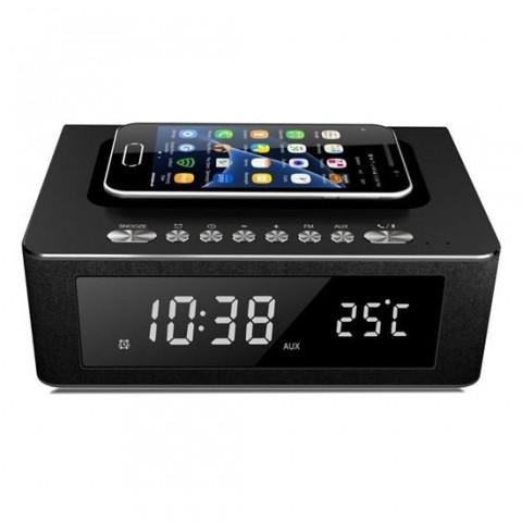 Boxa PLATINET PMGQ10B cu Bluetooth,Handsfree,NFC,FM,incarcare QI