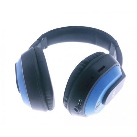 Rotech-Casti wireless BT , MP3, FM radio, slot pt microSD, super bass sound
