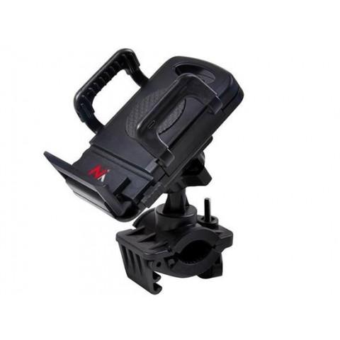Husa cu suport Maclean MC-656,cu suport telefon/navigator,pentru biciclete