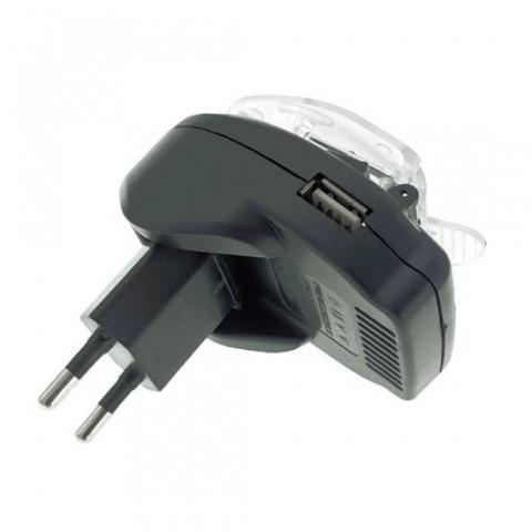 Incarcator telefon la retea cu port USB