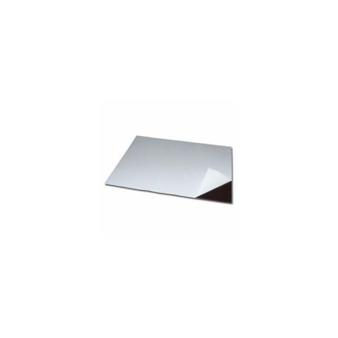 Folie magnetica A4 cu o fata autoadeziva grosime 0.5mm - pachet 5 coli