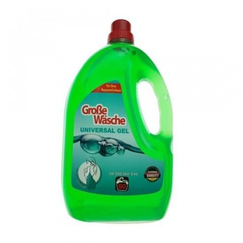 Detergent Gel Grose Wasche Universal , 50 spalari,3l