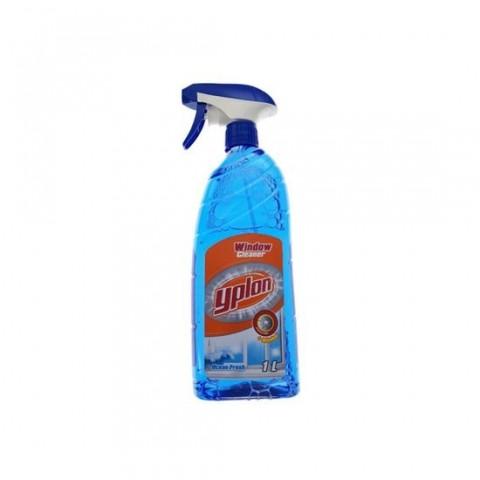 Detergent spray Yplon 86753,pentru geamuri,sticla,oglinzi,Ocean Fresh,1l