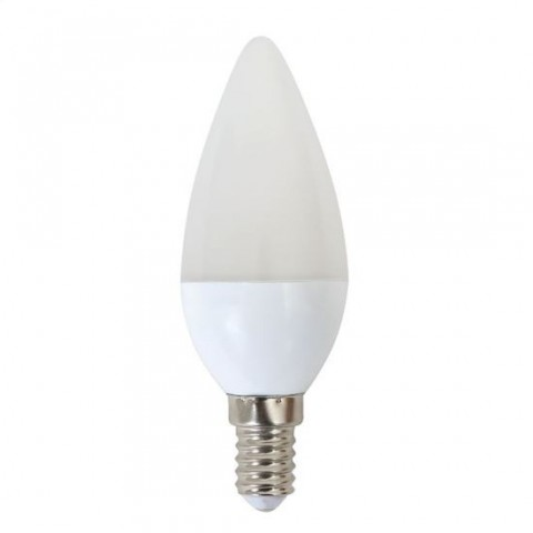 OMEGA LED BULB ECO 2800K E14 6W CANDLE