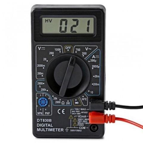 Multimetru digital DT-830B,negru