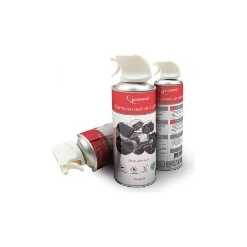 SPRAY CURATARE cu AER COMPRIMAT, GEMBIRD, 400 ml