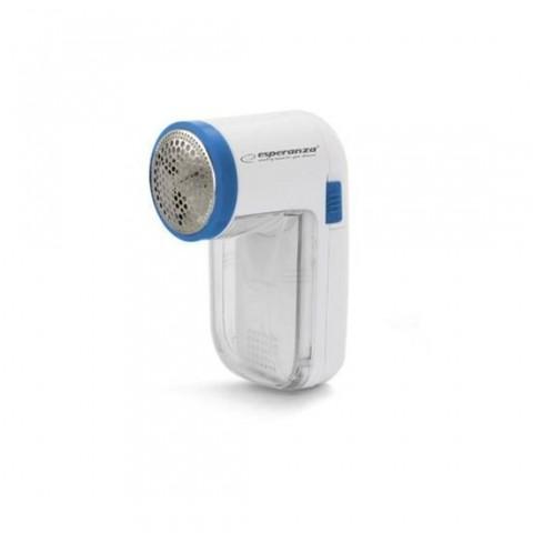 Instrument ECS004 pentru indepartarea scamelor,100x70x50mm,cu container,alb cu albastru