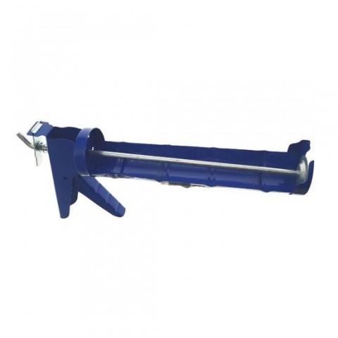 Pistol FS-11032,pentru tuburi de silicon,albastru
