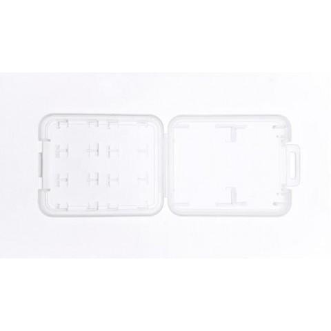OMD-Carcasa PP box pt. 6 microSD + 1 SDHC