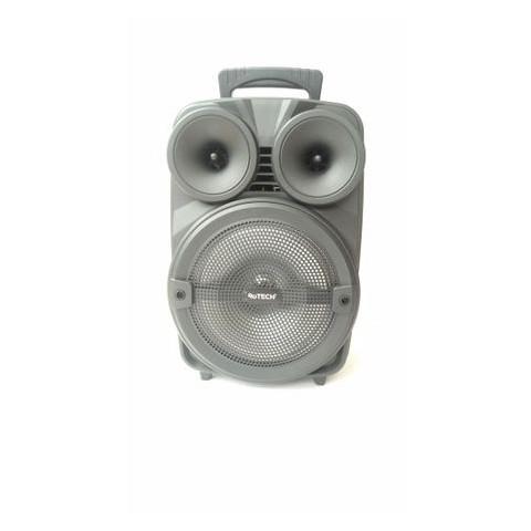 Boxa bluetooth 50782 15W cu MP3 player, Radio FM, Karaoke, TWS, 37 cm