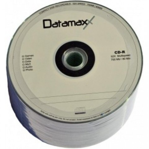 CDR Datamaxx 52X shrink 50