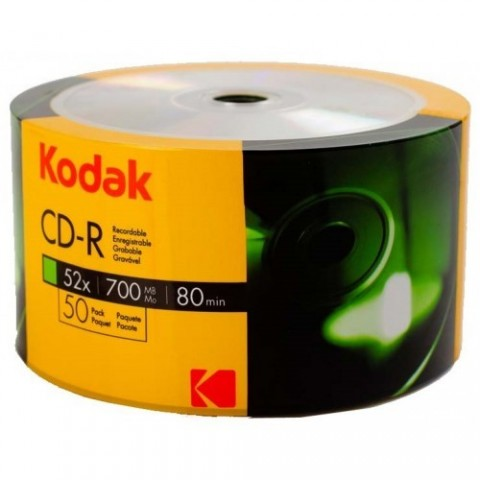 CDR Kodak 52X shrink 50