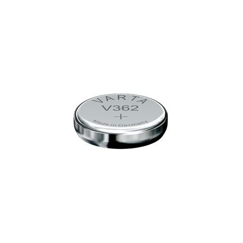 Baterie pentru ceas,1.55V,22mAh, Varta 362 AG11