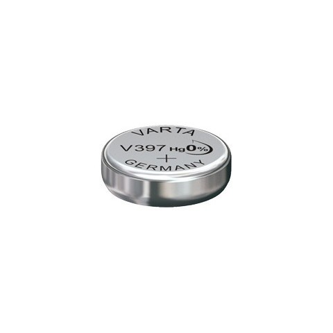 Baterie pentru ceas,1.55V,30mAh, Varta 397 AG2