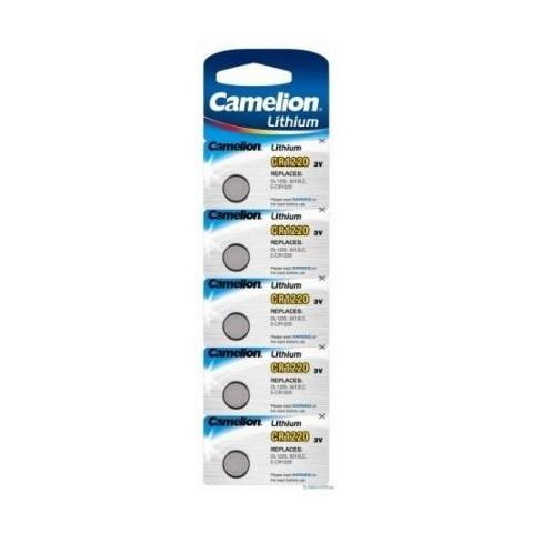 Baterii CR1220, BP5, CR Lithium, Camelion