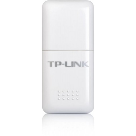 Adaptor wireless TP-Link, N150, USB2.0, suporta PSP X-Link, Mini Size