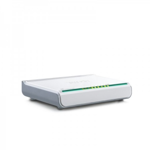 Switch 5 Port-uri 10/100Mbps, desktop, carcasa plastic, Tenda S105
