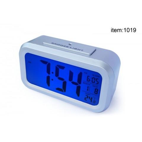 Ceas led cu alarma XD-1019
