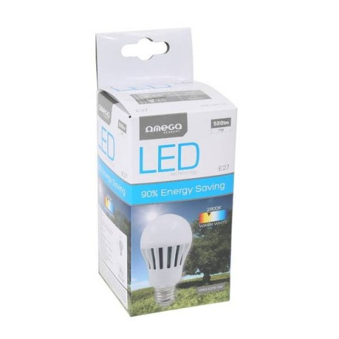 Bec LED Omega, putere 7W