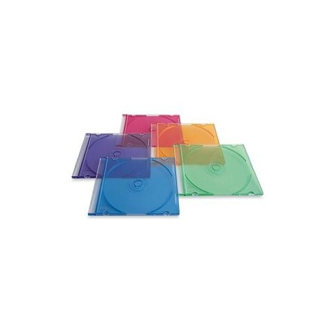 Carcasa CD slim color