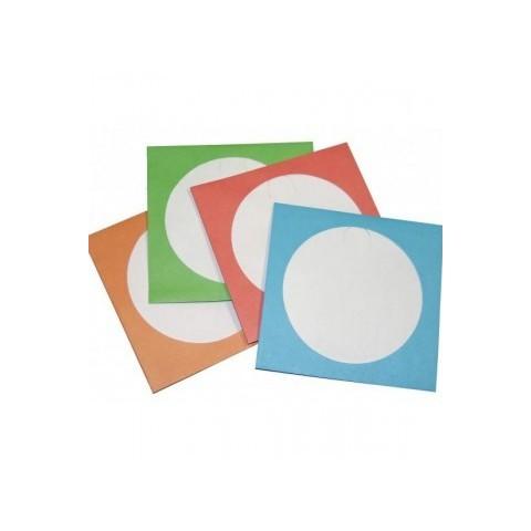 Plic CD/DVD hartie colorata 80g