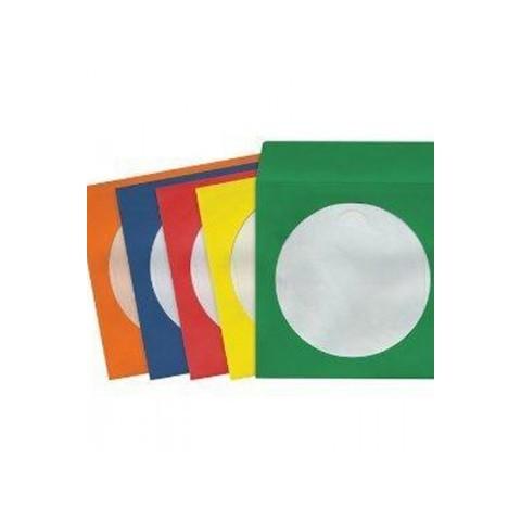Plic CD/DVD hartie colorata 100g