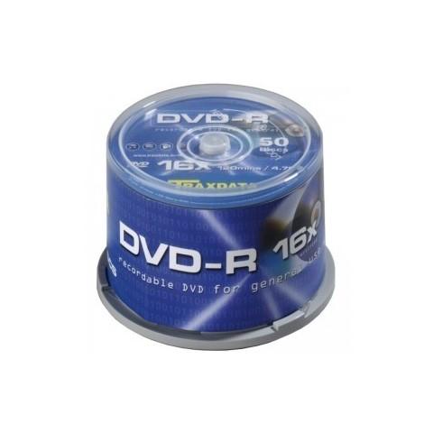 DVD-R Traxdata 16X cake 50