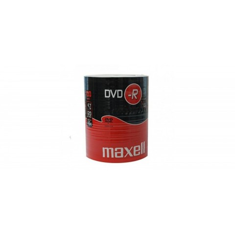 DVD-R Maxell 16X shrink 100
