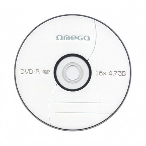 DVD-R Omega 16X shrink 50