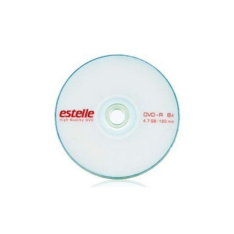 DVD-R Estelle 16X shrink 100