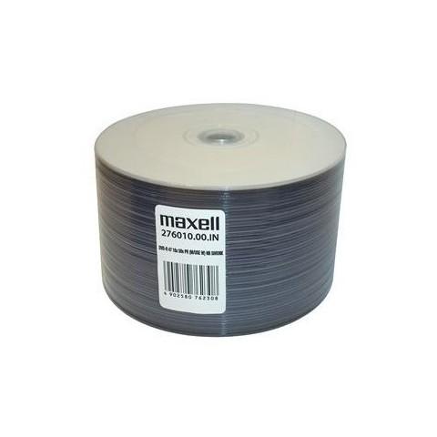 DVD-R Maxell 16X printabil shrink 50