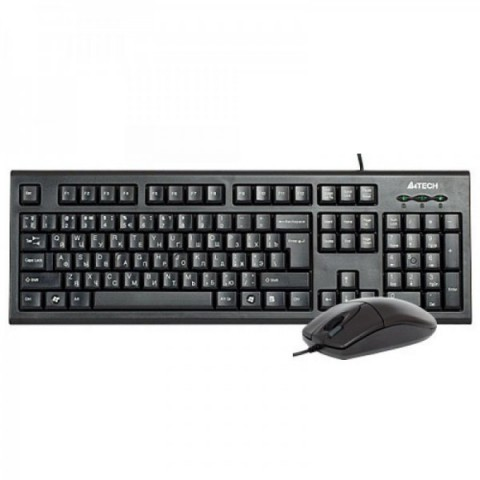 Kit tastatura + mouse A4tech KR-8520D