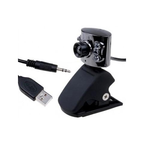 Camera web Rotech 50801, microfon