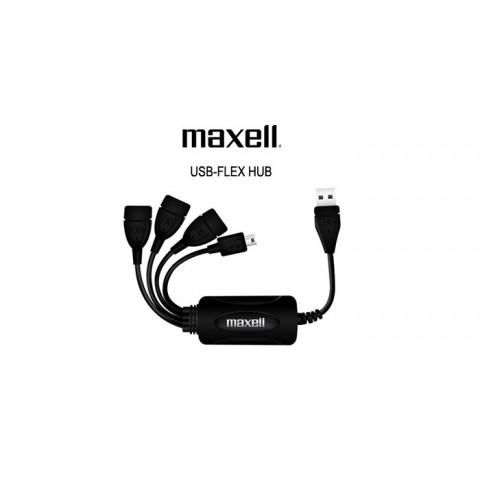 Hub usb Maxell, 4 porturi